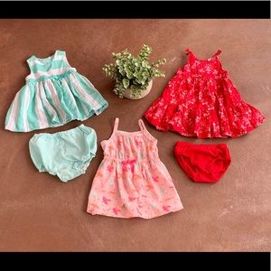 Set of 3 Dresses